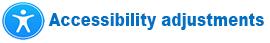 Accessibility Menu