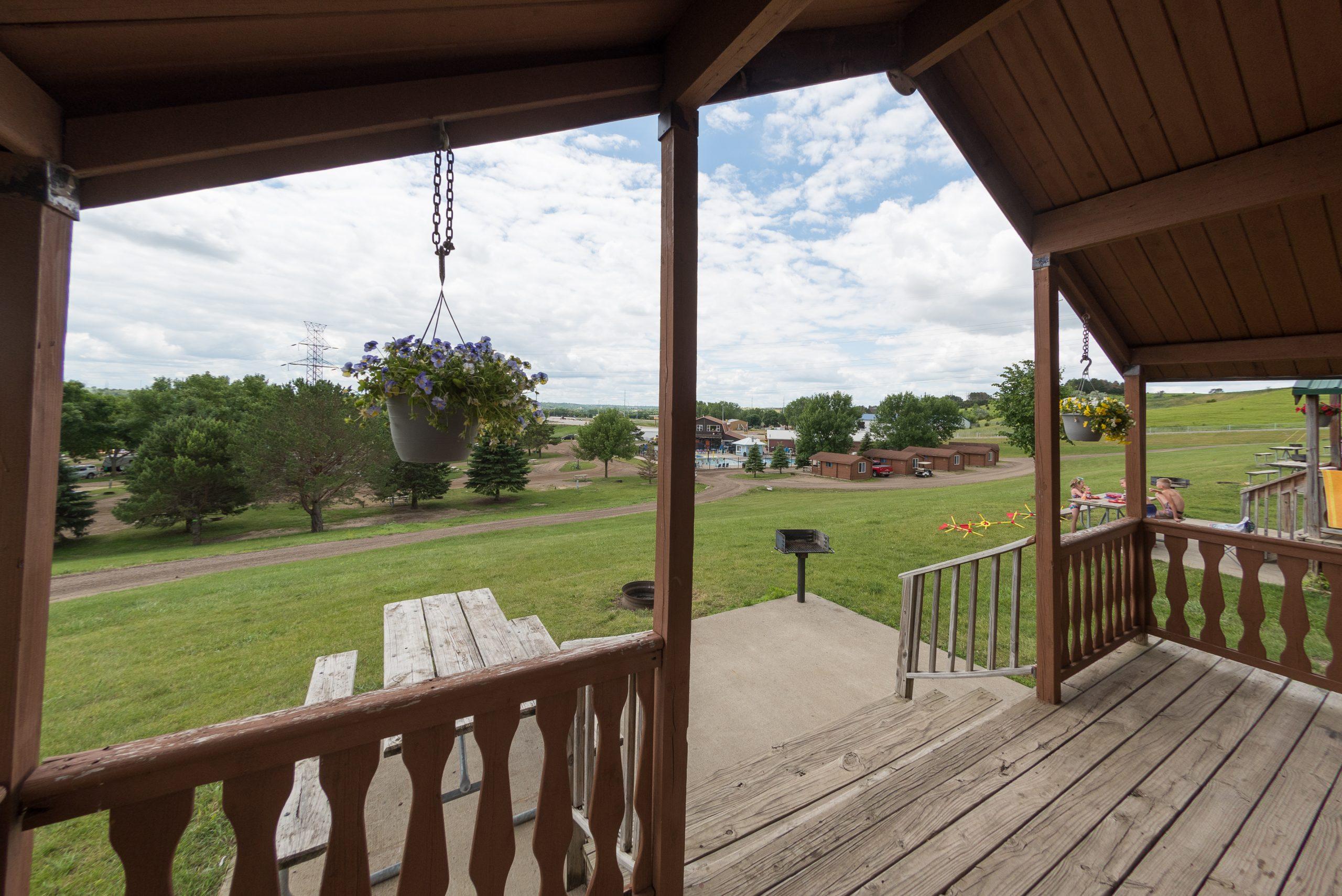 170 9230 yogi bear campground 20200623 at RV park Sioux Falls SD