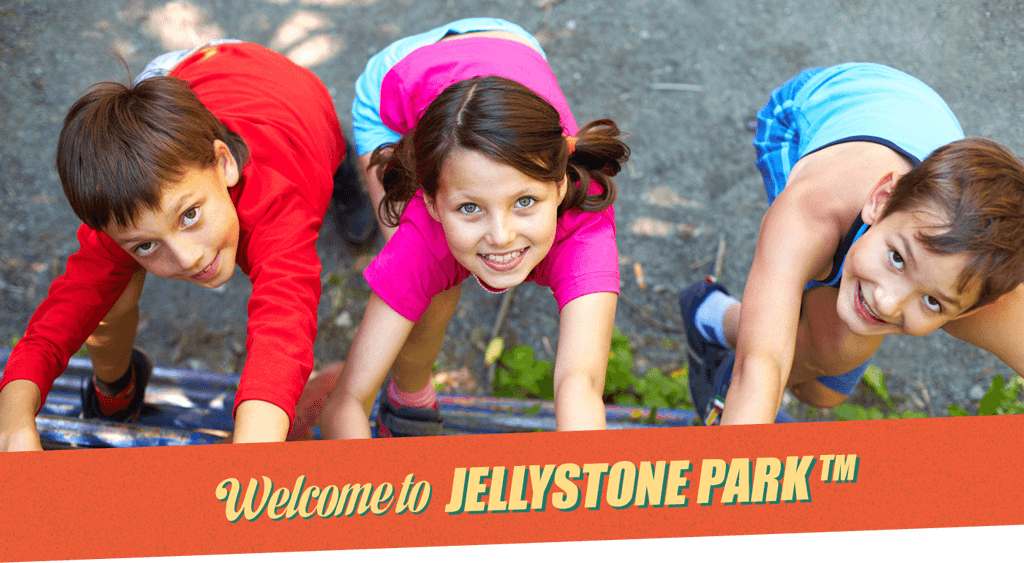 Jellystone Park Top Photo with Welcome new at RV park Sioux Falls SD