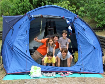 family camping resorts