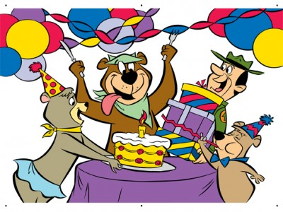 Love Camping With Yogi BearTM Then Considering Having Your Birthday Party